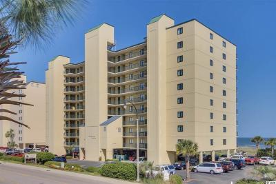 Georgetown County, Horry County Condo/Townhouse For Sale: 3601 S Ocean Blvd #8-A