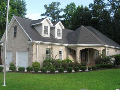 Georgetown County, Horry County Single Family Home For Sale: 6212 Longwood Drive