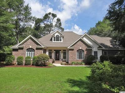 Pawleys Island Single Family Home For Sale: 85 Troon Ct
