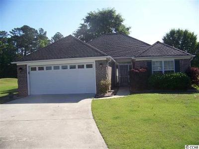 Longs Single Family Home For Sale: 509 Quail Ct