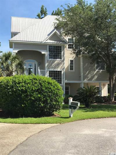 Murrells Inlet Single Family Home For Sale: 25 Tiara Ln.