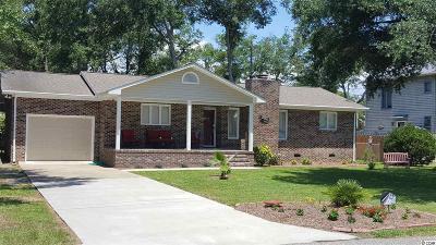 Windy Hill Beach Single Family Home For Sale: 3902 Birchwood Street