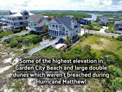 Garden City Beach SC Single Family Home For Sale: $1,329,000