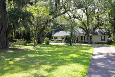 Georgetown Single Family Home For Sale: 140 Sandpiper Ln