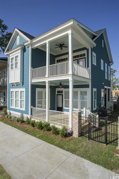 Myrtle Beach Single Family Home Active-Pend. Cntgt. On Financi: 237 West Isle Of Palms Ave.