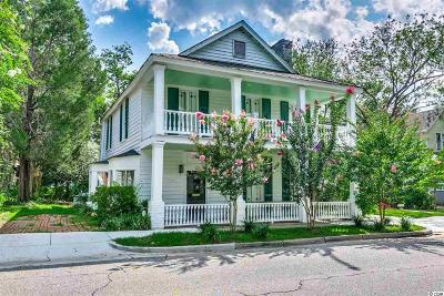 Georgetown Single Family Home For Sale: 719 Prince Street
