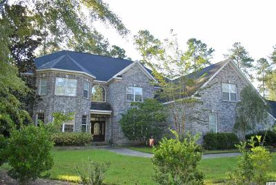 Murrells Inlet Single Family Home Active-Hold-Don't Show: 617 Nautilus Drive
