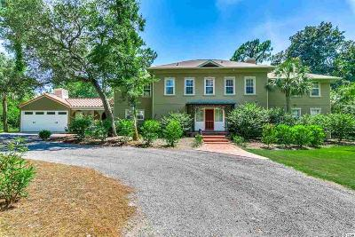 Myrtle Beach Single Family Home For Sale: 5607 Marion Circle