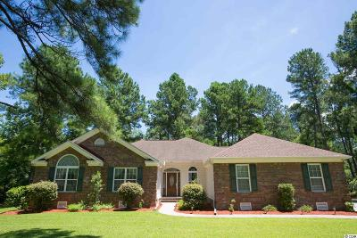 Conway Single Family Home Active-Pending Sale - Cash Ter: 329 Cloverbrook Circle