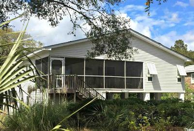 Pawleys Island Single Family Home For Sale: 107 Hanover
