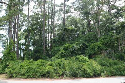 Atlantic Beach Residential Lots & Land Active Under Contract: 1003 32nd Ave. S