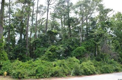 Atlantic Beach Residential Lots & Land Active Under Contract: 1005 32nd Ave. S