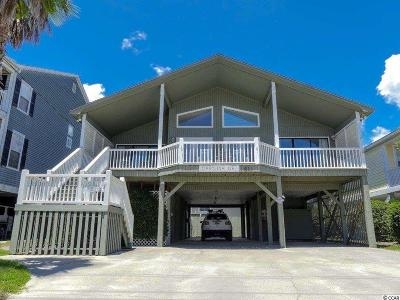 Garden City Beach Single Family Home For Sale: 411 S Waccamaw Drive