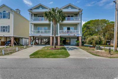 Surfside Beach Single Family Home For Sale: 210b S Pinewood Dr