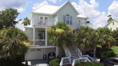 Pawleys Island Single Family Home For Sale: 96 Grackle Dr