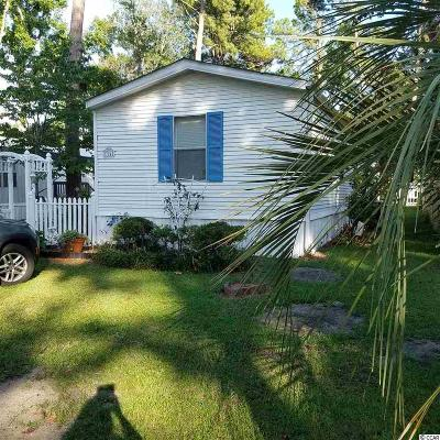 Myrtle Beach Single Family Home Active-Pend. Cntgt. On Financi: 2724 Cirus Dr.
