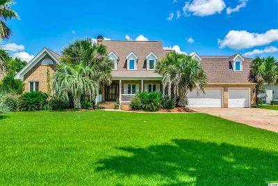 Myrtle Beach Single Family Home For Sale: 3780 Waterford Drive