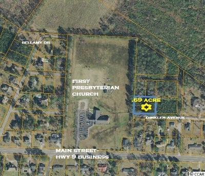Loris SC Residential Lots & Land For Sale: $24,899