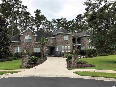 Murrells Inlet Single Family Home Active-Pend. Cntgt. On Financi: 636 Nautilus Drive