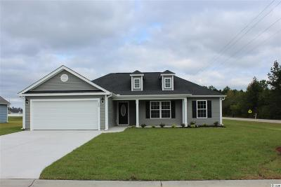 Galivants Ferry Single Family Home Active-Pend. Cntgt. On Financi: 200 Farmers Grove Drive