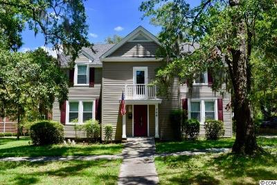 Conway Single Family Home For Sale: 706 Laurel St
