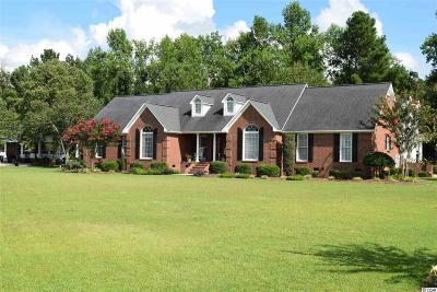 Galivants Ferry Single Family Home For Sale: 1308 Vaught Road