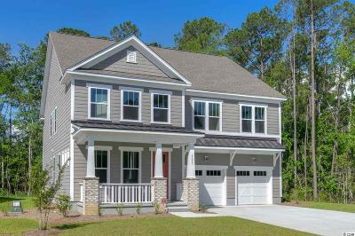 Murrells Inlet Single Family Home For Sale: 5059 West Creek Dr.