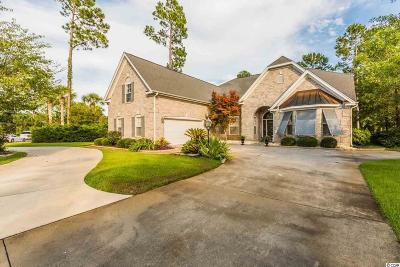 Myrtle Beach Single Family Home For Sale: 2000 Kilkee Drive