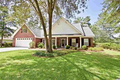 Georgetown Single Family Home For Sale: 512 Francis Parker Road