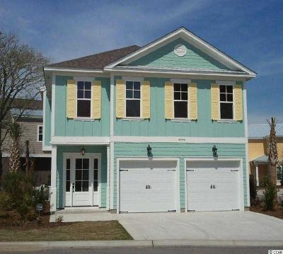 North Myrtle Beach Single Family Home For Sale: 4943 Salt Creek Court