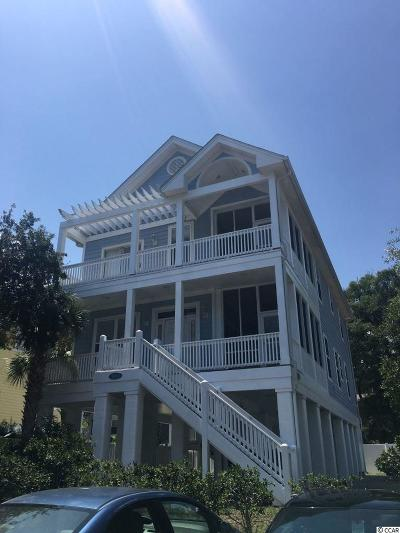 Myrtle Beach Single Family Home For Sale: 306 72nd Avenue N