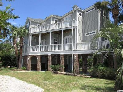 Surfside Beach Single Family Home For Sale: 331 S Willow Drive