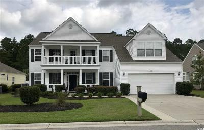 Myrtle Beach Single Family Home For Sale: 3401 Picket Fence Ln.