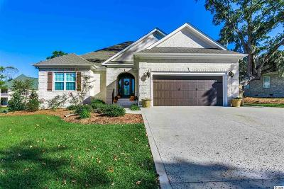 North Myrtle Beach Single Family Home For Sale: 2801 Ships Wheel Dr