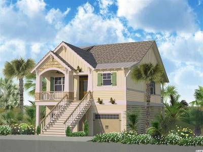Myrtle Beach Single Family Home For Sale: 13 Ocean Village Drive