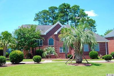 Myrtle Beach Single Family Home For Sale: 1705 N. Highgrove Ct.