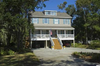 Surfside Beach Single Family Home For Sale: 816 N Dogwood Drive