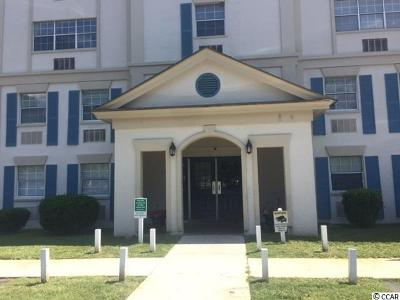 Myrtle Beach SC Condo/Townhouse Active-Pending Sale - Cash Ter: $26,500