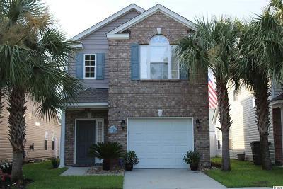 Surfside Beach Single Family Home For Sale: 424 S Poplar Drive