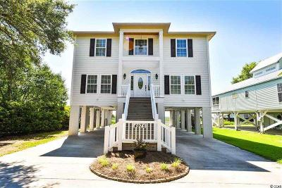 Murrells Inlet Single Family Home For Sale: 4975 Hwy 17 Bus