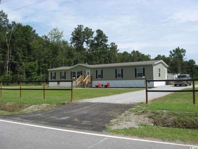 Galivants Ferry Single Family Home For Sale: 5210 Hwy 712
