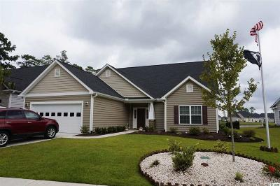 Myrtle Beach Single Family Home For Sale: 9340 Pond Cypress Lane