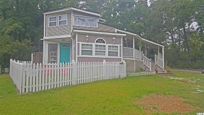 Little River SC Single Family Home For Sale: $129,000