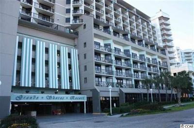 Myrtle Beach Condo/Townhouse For Sale: 201 N 77th Ave. #832