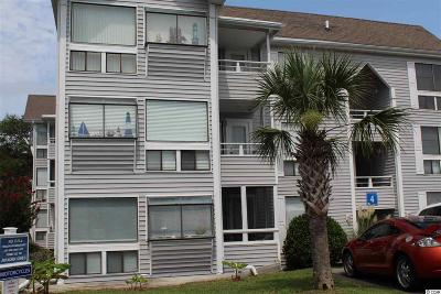 Myrtle Beach Condo/Townhouse For Sale: 351 Lake Arrowhead Rd. 04-215 #04-215
