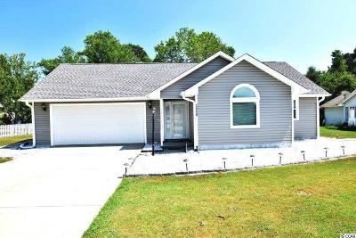 Little River Single Family Home For Sale: 3990 Greenhead Road