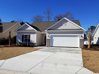 Myrtle Beach Single Family Home For Sale: Tbd Cabo Loop