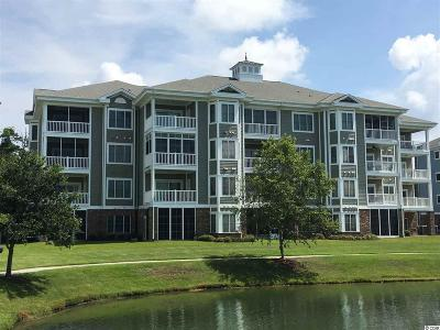 Myrtle Beach Condo/Townhouse For Sale: 4869 Luster Leaf Circle 202 #202