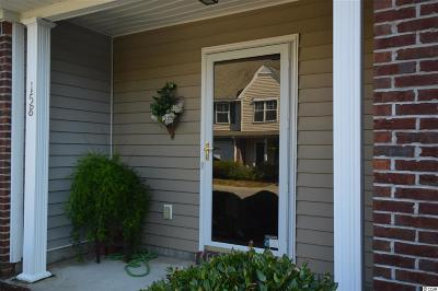 Pawleys Island Condo/Townhouse Active-Pending Sale - Cash Ter: 158 Palisade Loop #158