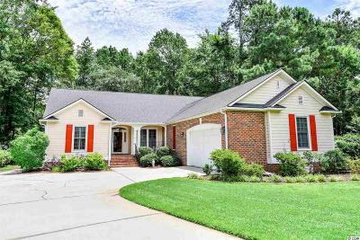 Murrells Inlet Single Family Home For Sale: 4950 Fulton Place